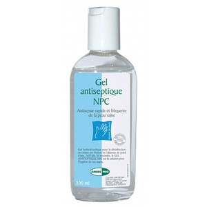 Gel antiseptique, 100ml